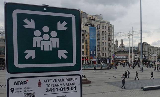 İstanbul'da toplanma alanları nerede? Deprem toplanma alanı nerede nasıl öğrenilir?
