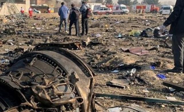 Son dakika... İran, Ukrayna yolcu uçağının yanlışlıkla düşürüldüğünü açıklayarak özür diledi