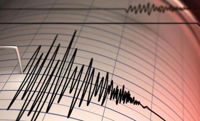 Bingöl'd 3.6 büyüklüğünde deprem meydana geldi