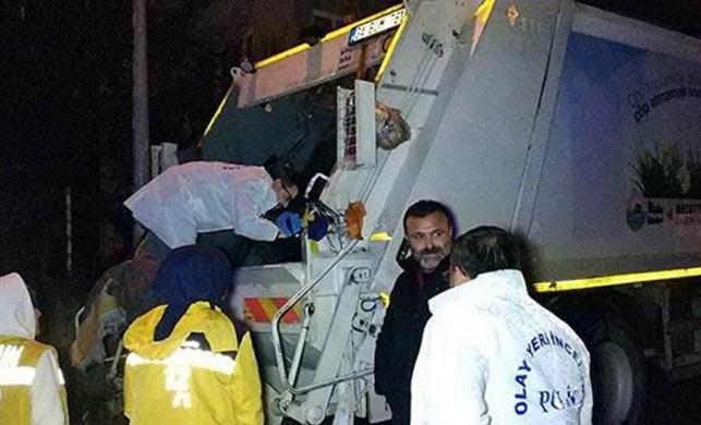 Kan donduran olay! Çalışanlar fark etti çöp konteynerinde ceset bulundu