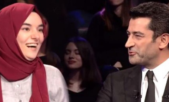 Kim Milyoner Olmak İster'de yarışan Ümmü Gülsüm Genç Türkiye gündemine oturdu