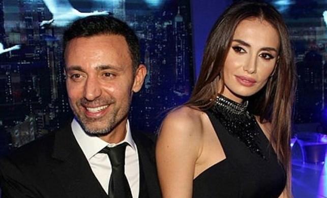 Mustafa Sandal, eski eşi Emina Jahovic'e övgüler yağdırdı