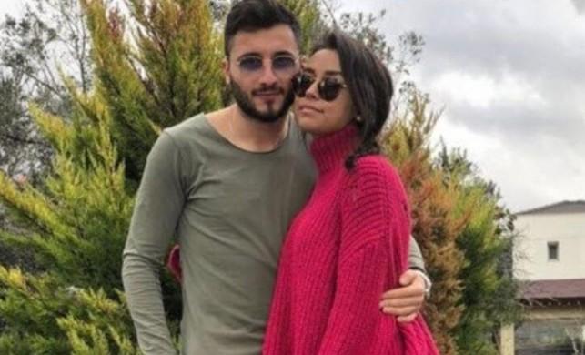 Tuğba Yurt, futbolcu sevgilisi Enver Cenk Şahin'le ayrıldı