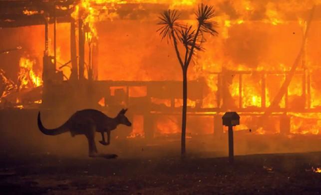 Aylardır yangınlarla uğraşan Avustralya'yı yeni bir kabus bekliyor!