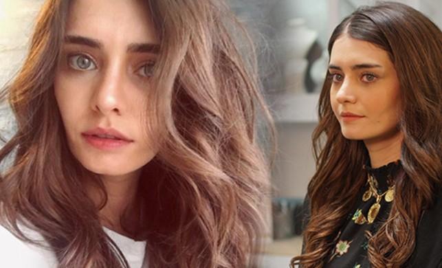 Sefirin Kızı dizisinin Menekşe'si Tülin Yazkan güzelliğiyle adeta büyüledi!