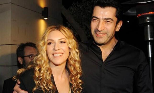 Kenan İmirzalıoğlu eşi Sinem Kobal'a kıyamadı! Üşüdü, ceketini verdi...