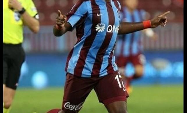 Trabzonspor'da sürpriz ayrılık! Onazi Denizlispor'a transfer oluyor