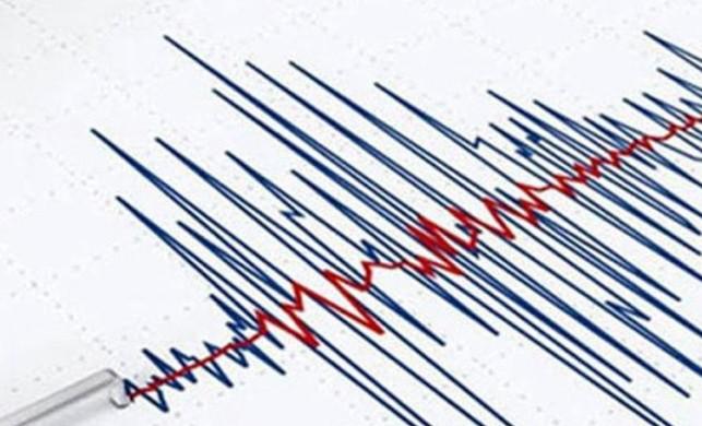 Son dakika: 5, 2 büyüklüğünde deprem meydana geldi