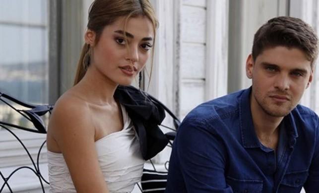 Simay Barlas ve İdris Nebi Taşkan'ın aşk pozu sosyal medyayı salladı