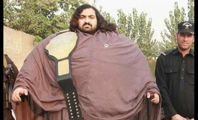 444 kiloluk 'Pakistanlı Hulk' eş aradığını duyurdu, şartı ise bir hayli ilginç