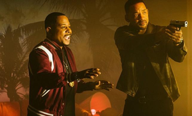 ABD Box Office'inde 'Bad Boys For Life' ilk haftasında lider!