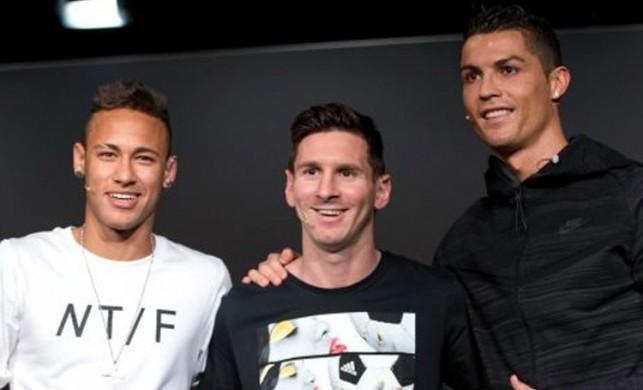 Netflix, süper yıldız Neymar'in belgeselini çekecek!