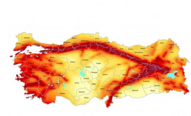 Doğu Anadolu fay hattı nedir, hangi illeri kapsıyor? Hangi bölgelerden geçer?