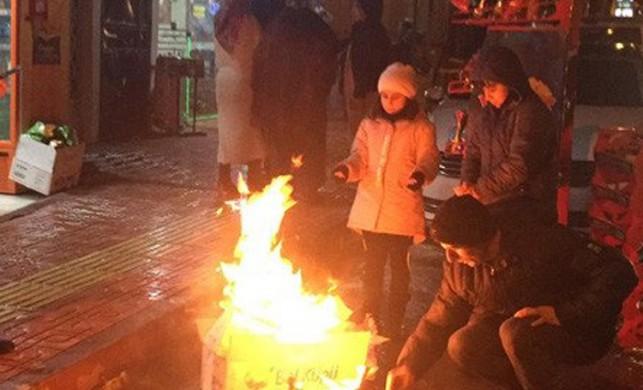 Elazığ'daki şiddetli depremin ardından Meteoroloji'den vatandaşlara soğuk ve don uyarısı