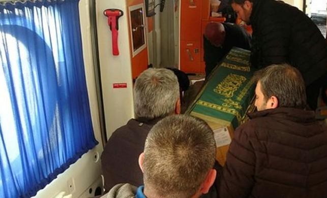 İstanbul'da yaşanan karışıklık nedeniyle Ordu'ya farklı kişinin cenazesi geldi