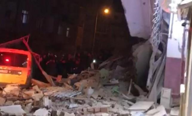 Son dakika: Elazığ'da 6.5 büyüklüğünde şiddetli deprem meydana geldi