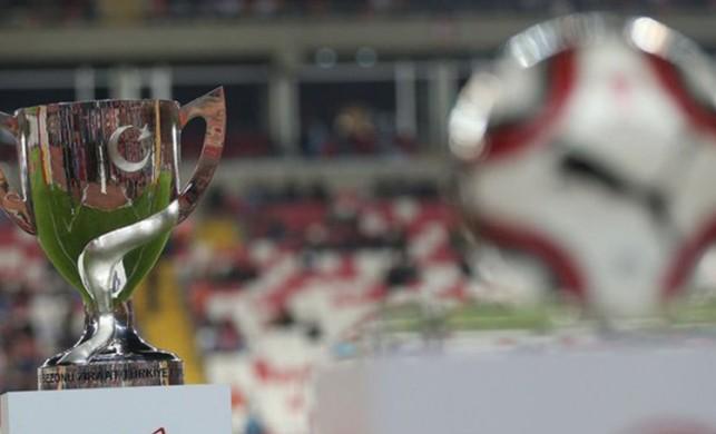 Ziraat Türkiye Kupası'nda çeyrek final kuraları çekildi