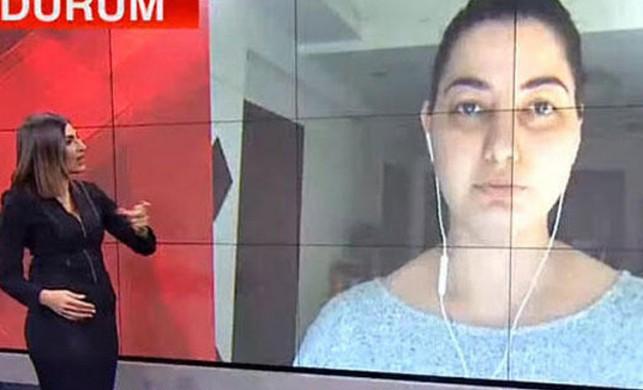 Çin'de yaşayan Türk öğretmen Burcu Öner canlı yayında anlattı: Kulaklarınızdan ve gözlerinizden girebilir