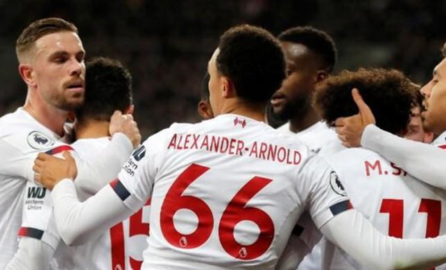Liverpool tarih yazmaya devam ediyor! Üst üste 14. galibiyet...