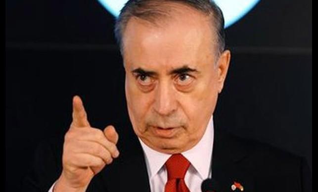 Galatasaray Başkanı Mustafa Cengiz'den olay açıklama! Brugge paramızı ödemedi