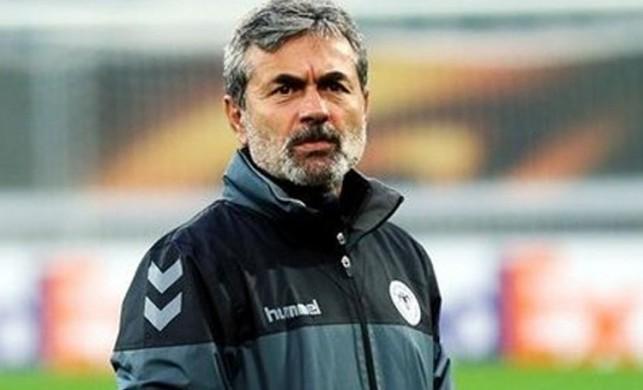 Son dakika: Konyaspor'da teknik direktör Aykut Kocaman ile yollar ayrıldı