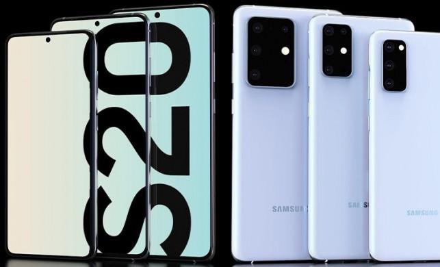 Samsung Galaxy S20 tanıtımı izle! Samsung S20, S20 Plus, S20 Ultra özellikleri belli oluyor
