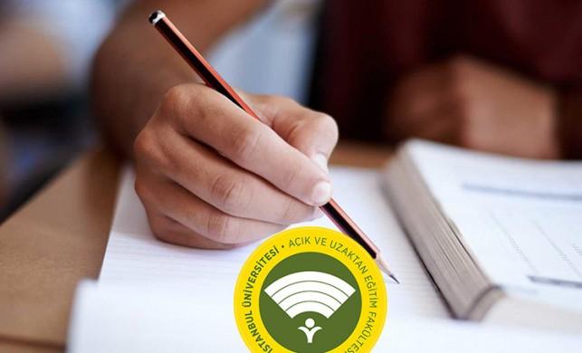AUZEF telafi sınavı ne zaman? AUZEF sınav giriş belgesi sorgula!