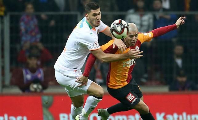 Galatasaray - Alanyaspor maç özeti izle | Galatasaray: 3 - Alanyaspor: 1 maç sonucu