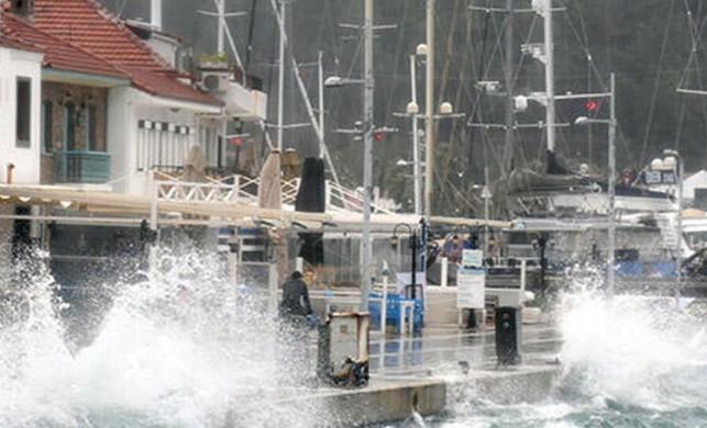 Meteoroloji Doğu Anadolu'daki 6 il için buzlanma, don ve çığ uyarısı yaptı
