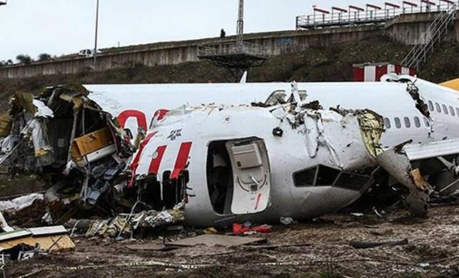 Son dakika: İstanbul'daki uçak kazası ile ilgili yardımcı pilotun ifadeleri ortaya çıktı
