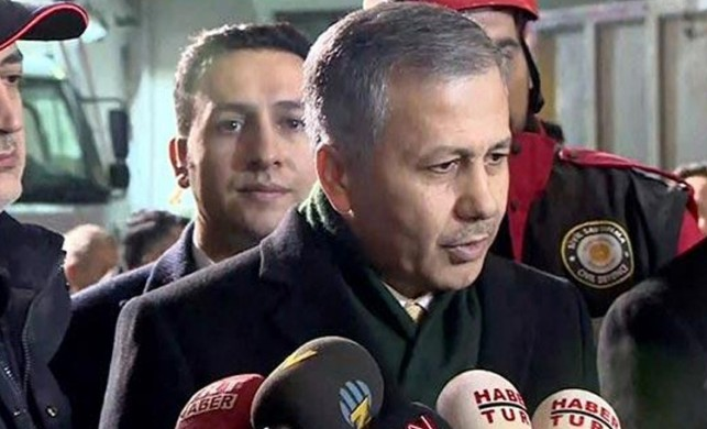 Vali Yerlikaya Bahçelievler'de son durumu açıkladı: Enkazın altında bir yaşam belirtisi bulunmadı