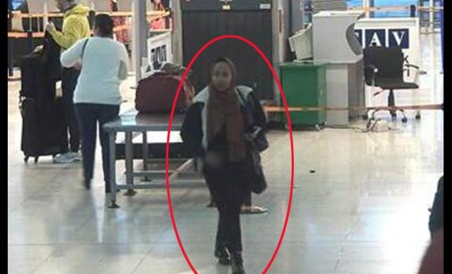 Yer Ankara Esenboğa Havalimanı! Kadın kılığında yakalanan erkek gözaltına alındı