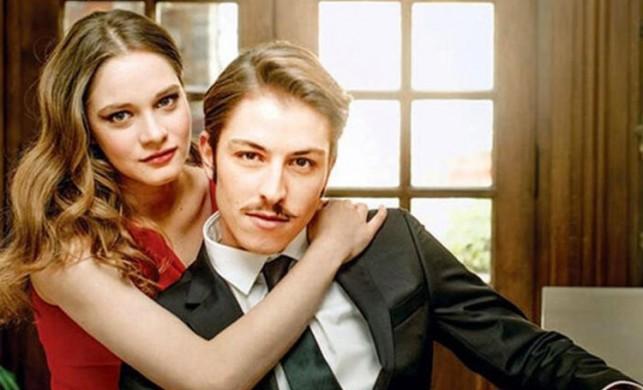 Miray Daner ile Boran Kuzum aşk yaşıyor! Dizi aşkı, gerçek aşka dönüştü...