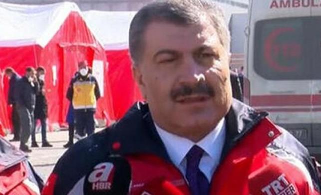 Son dakika! Bakan Koca'dan sınırda yaşayan Türkler için koronavirüs açıklaması!