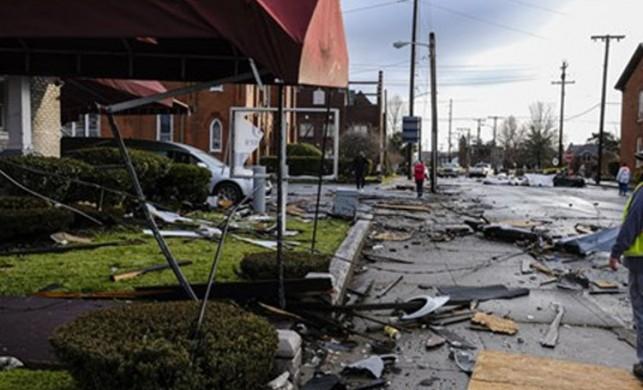 ABD'de hortum felaketi: 9 kişi hayatını kaybetti