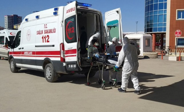 Konya'da 1 kişi koronavirüs şüphesiyle karantinaya alındı!