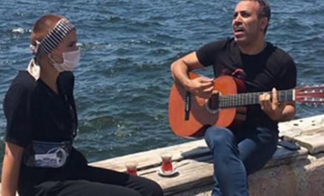 Haluk Levent sahte kanser hastası tarafından kandırıldı, Twitter'dan cevap verdi!