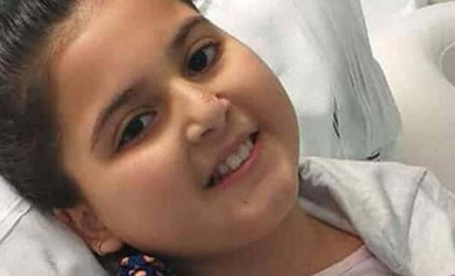 45 gün önce lösemi teşhisi koyulan 10 yaşındaki Ilgın Kılıçkara hayatını kaybetti