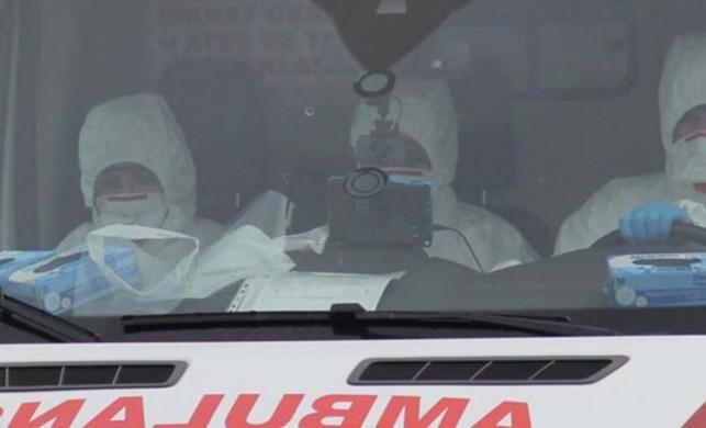 Kayseri'de, umreden dönen bir kişi koronavirüs şüphesiyle gözlem altına alındı