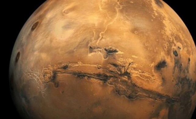 NASA Mars'ın en net fotoğrafını paylaştı! Tam 1.8 milyar piksel...