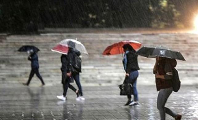 Son dakika: Meteoroloji'den hava durumu uyarısı! Birçok ilde sağanak yağış bekleniyor...