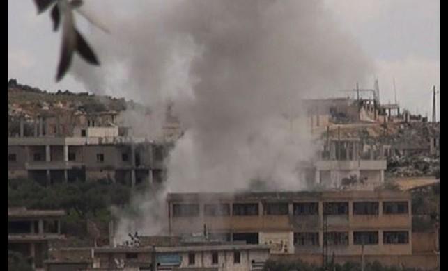 Son dakika: Rus uçakları İdlib'e bomba yağdırdı! 16 sivil hayatını kaybetti...