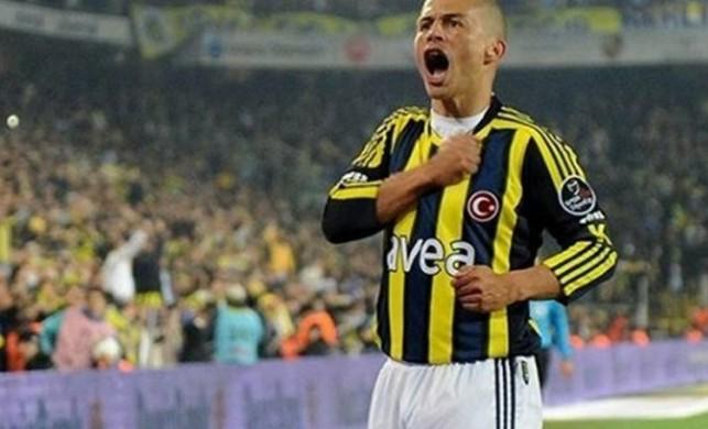 Alex de Souza'dan sosyal medyayı sallayan Fenerbahçe paylaşımı!