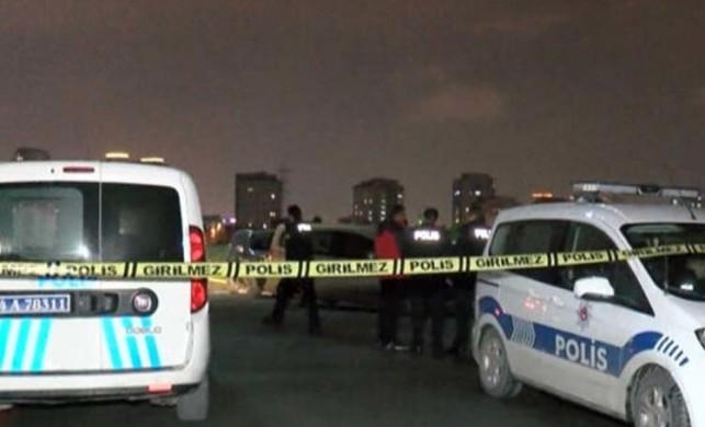 İstanbul'da yüzü maskeli 6 kişi kargo firmasına ait kamyonu içinde bulunan 3 çalışanla birlikte kaçırdı