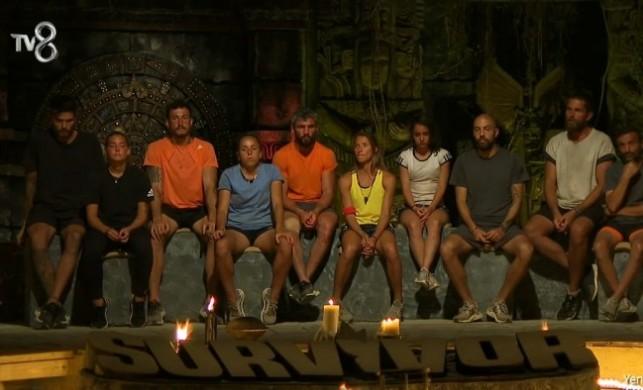 Survivor 2020 Ünlüler Gönüllüler'de kim elendi? 10 Mart 2020 17. Bölüm Survivor'da elenen isim...