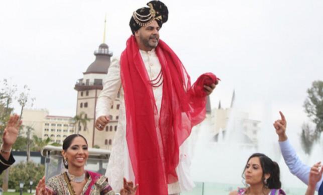 Antalya'da devasa Hint düğünü 3 gün 3 gece sürdü!