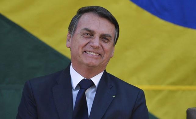 Brezilya Devlet Başkanı koronavirüse yakalandı