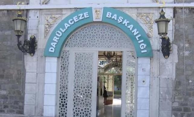 Darülaceze'de ziyaret ve etkinliklere ara verildi