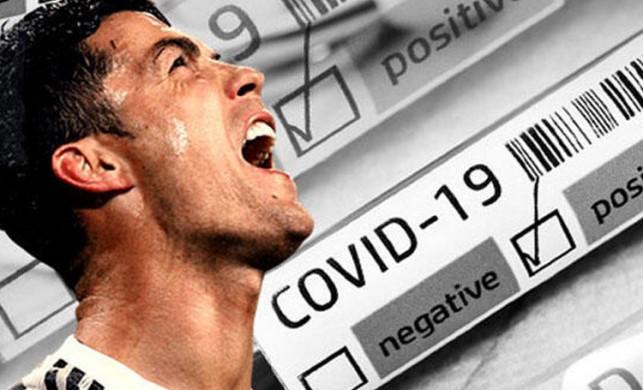 Juventus'ta Cristiano Ronaldo depremi! Koronavirüs nedeniyle İtalya'ya dönmeyecek...