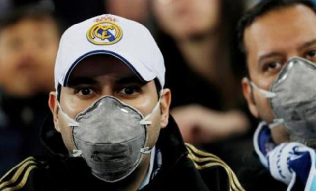 Real Madrid'de koronavirüs depremi! Bir kişiye virüs vakası konuldu...